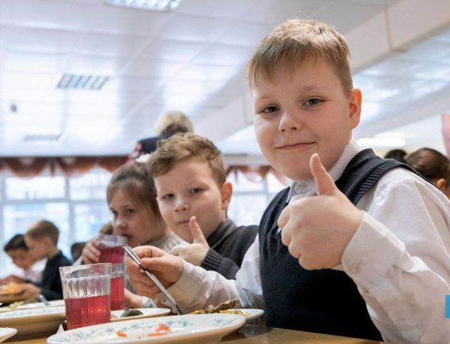 Ученики в Липецке смогут проголосовать за качество школьных обедов