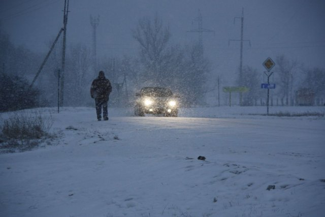 В Астрахани на дистанционное образование переведены 15 школ в связи с сильными морозами