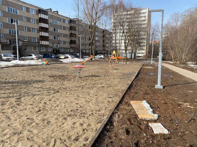 ЧП произошло на детской площадке в Казани