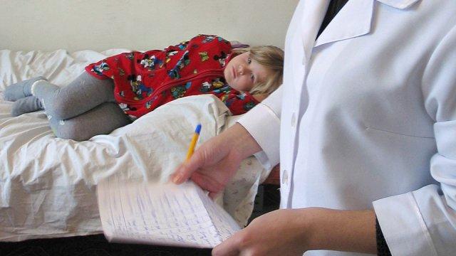Массовое отравление детей произошло в детском саду Ульяновской области