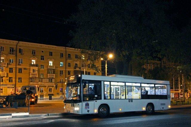 Специальные автобусные маршруты будут работать в Ростове-на-Дону в Пасхальную ночь