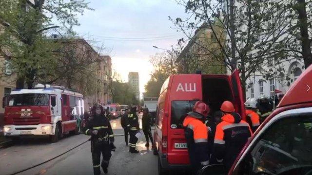После пожара, в котором погибли люди, арестована управляющая Московской гостиницы