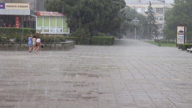 На Колыме в связи с непогодой выпущено экстренное предупреждение