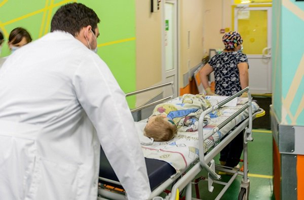В Липецке ребёнок, посетивший бассейн, впал в кому