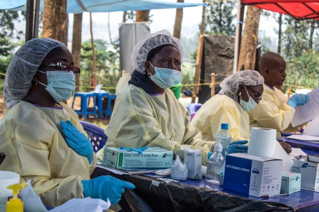 Эпидемия неизвестной болезни произошла в Конго